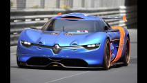 Renault Alpine A 100-50 a Montecarlo