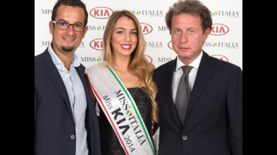 Miss Kia, eletta da una giuria e... con i like di Facebook