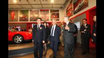 """La mostra """"Mito Ferrari"""" all'Italian Center dello Shanghai Expo Park"""