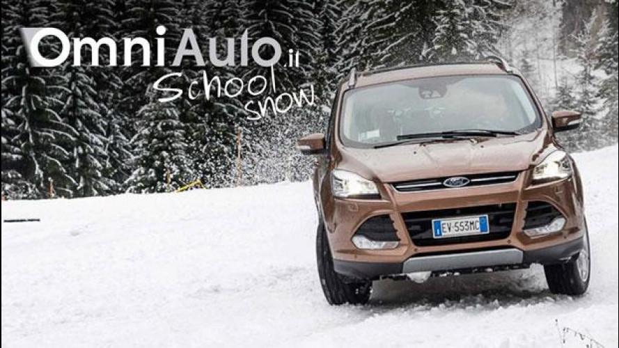 OmniAuto.it School Snow, come si guida sulla neve