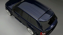 Kahn Cosworth 300 Range Rover