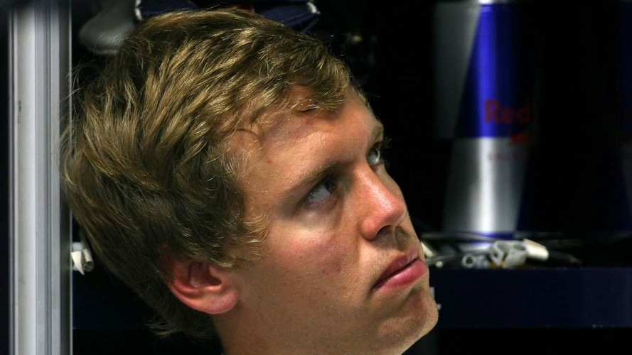 Vettel surprised with pitlane speeding penalty