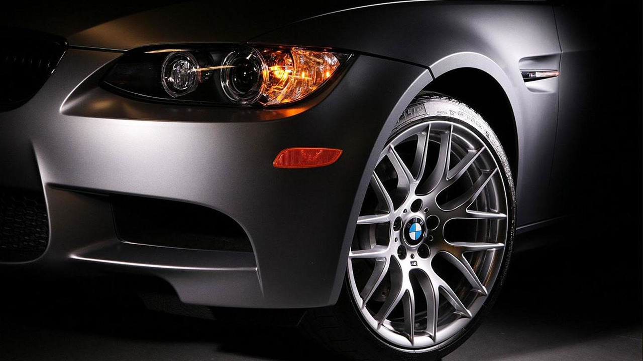 BMW M3 special edition teaser photo, 1600, 15.06.2010