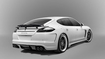 Porsche Panamera Stingray by TopCar, white, 28.05.2010