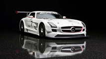 Mercedes SLS AMG GT3 production process overview [video]