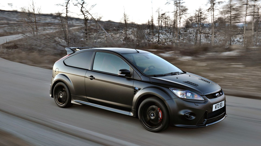 Watch Focus RS 500 production [video]