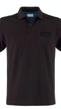 Porsche 911 To The Core collection - mens Pique Polo Shirt
