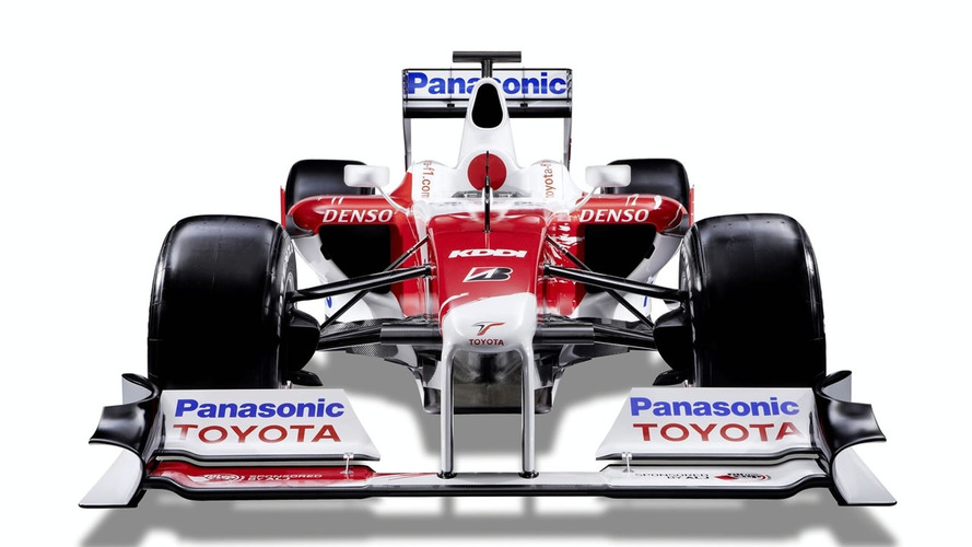 Toyota Reveals 2009 F1 Car Online with Promotional Video