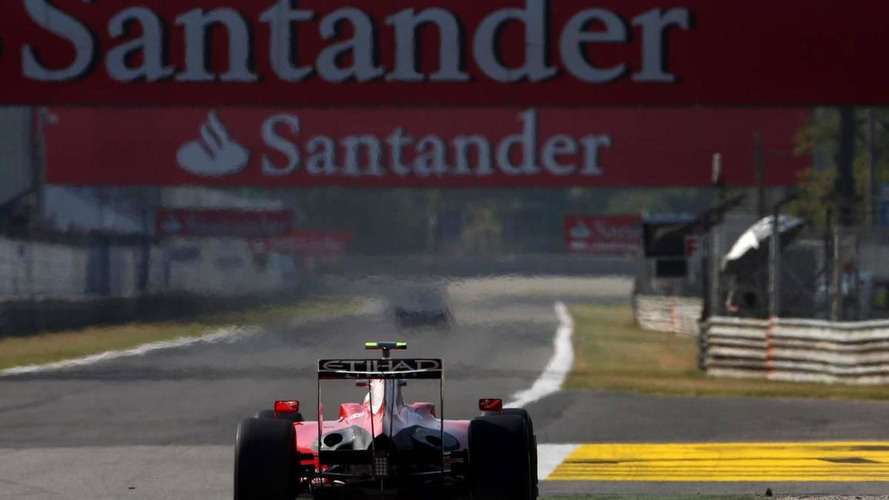 Santander delighted with F1 sponsor backing