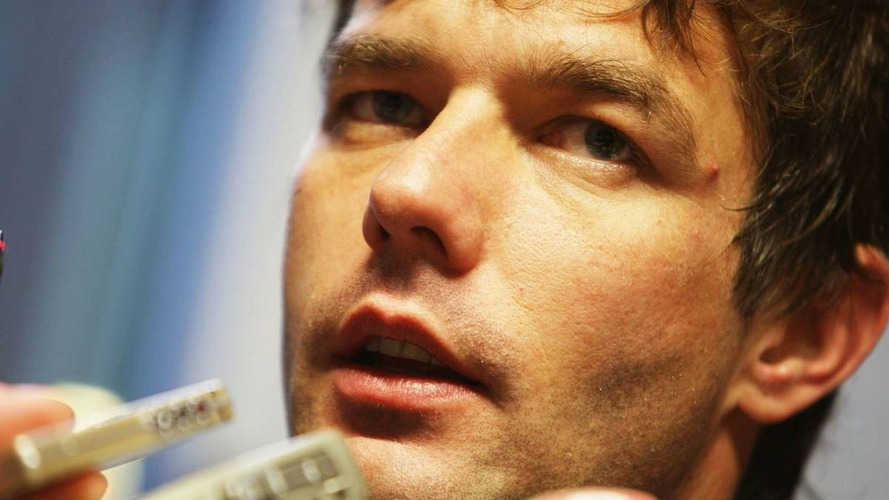 Tost relieved Loeb's F1 flirt over