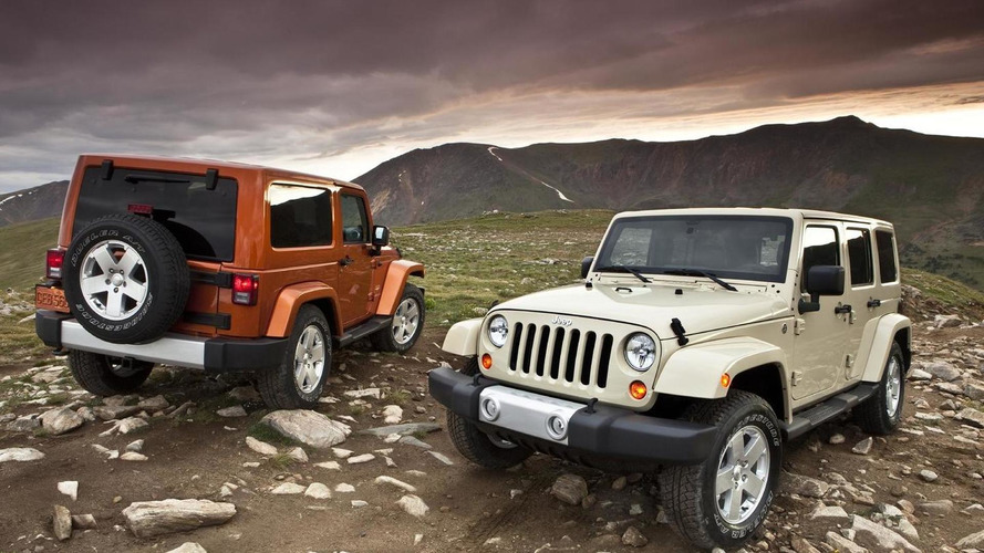 2012 Jeep Wrangler to get new engine - report