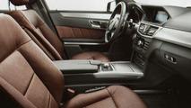 2010 Mercedes E-Class sedan brochure scans leaked
