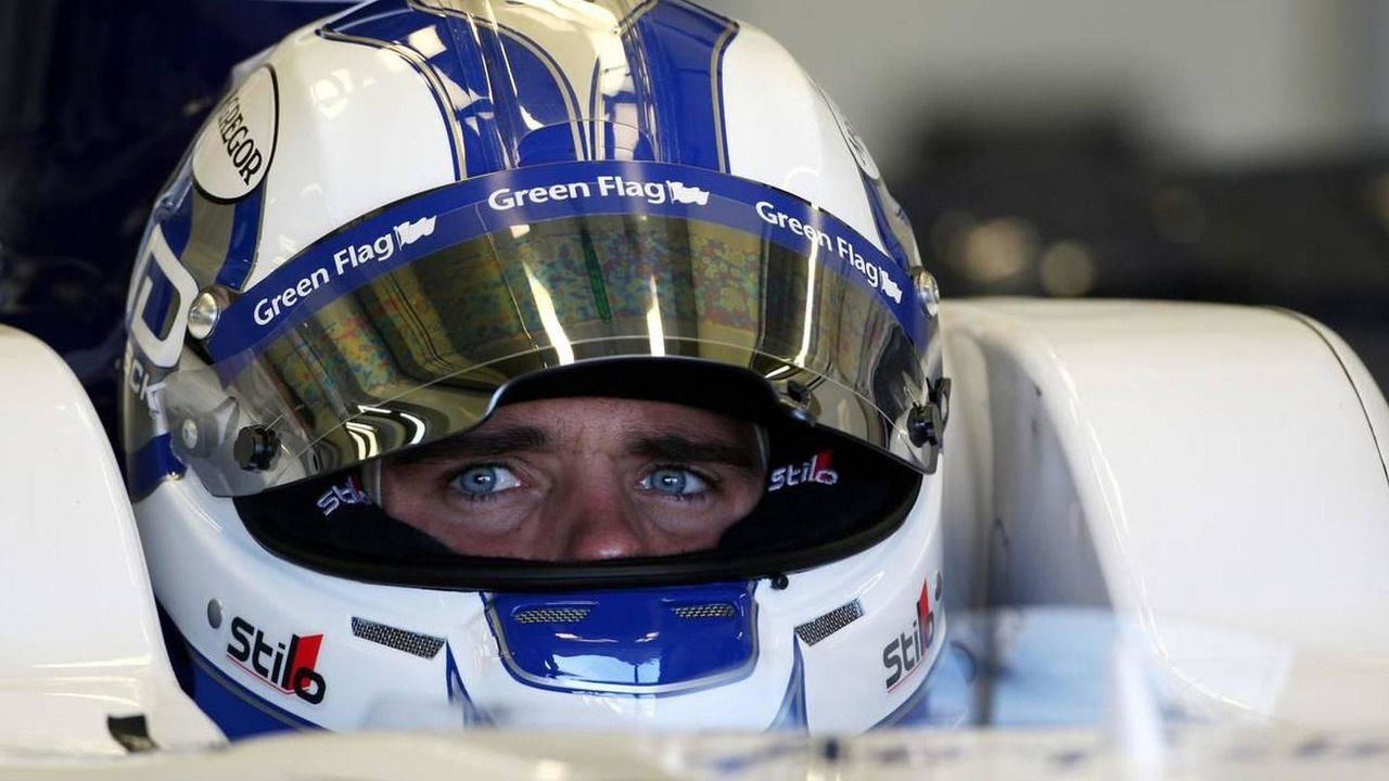 Andy Soucek (ESP), Tests for WilliamsF1 Team - Formula 1 Testing, 01.12.2009 Jerez, Spain