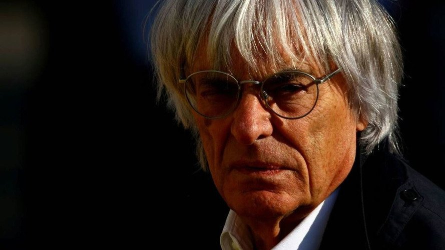 Still no deal for 2010 British GP - Ecclestone