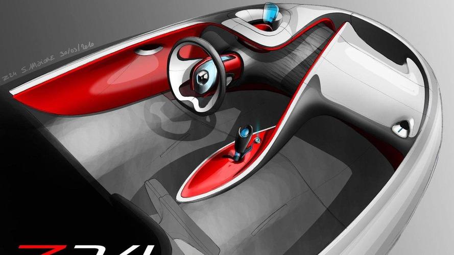 Renault DeZir Concept revealed, previews new design language [video]
