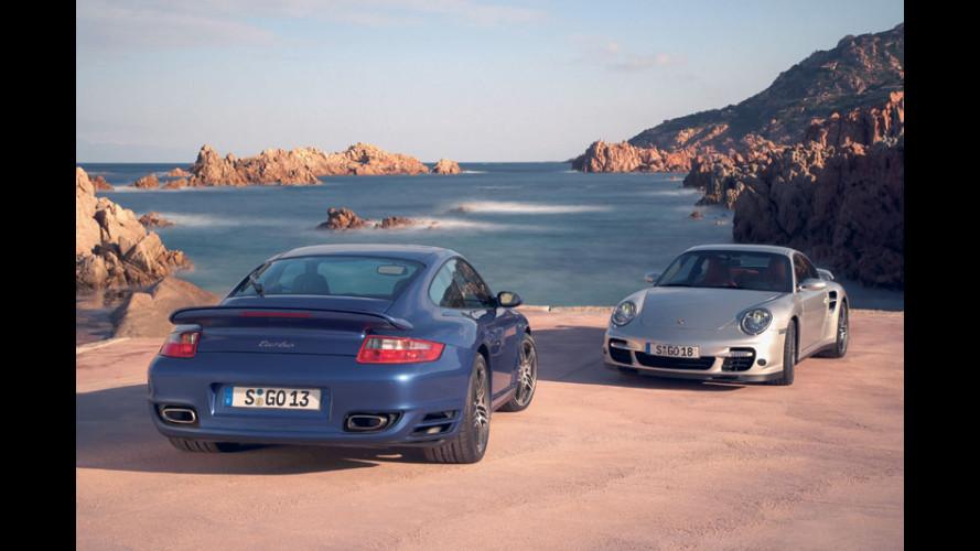 nuove Porsche 911 Turbo