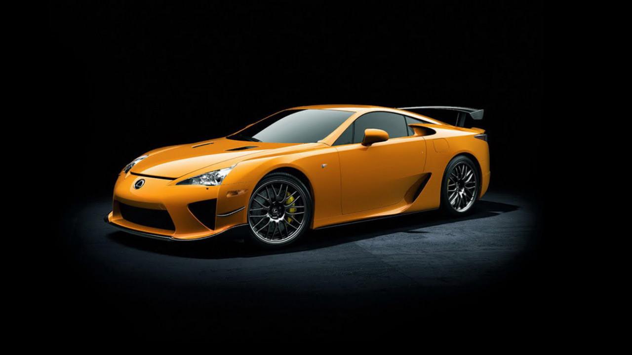 Lexus LFA: in arrivo una versione racing