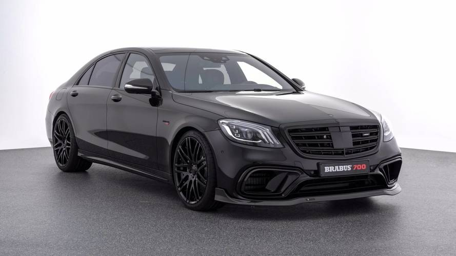 Brabus Mercedes Amg S63 Maybach S650 Dialed Up To 700 And
