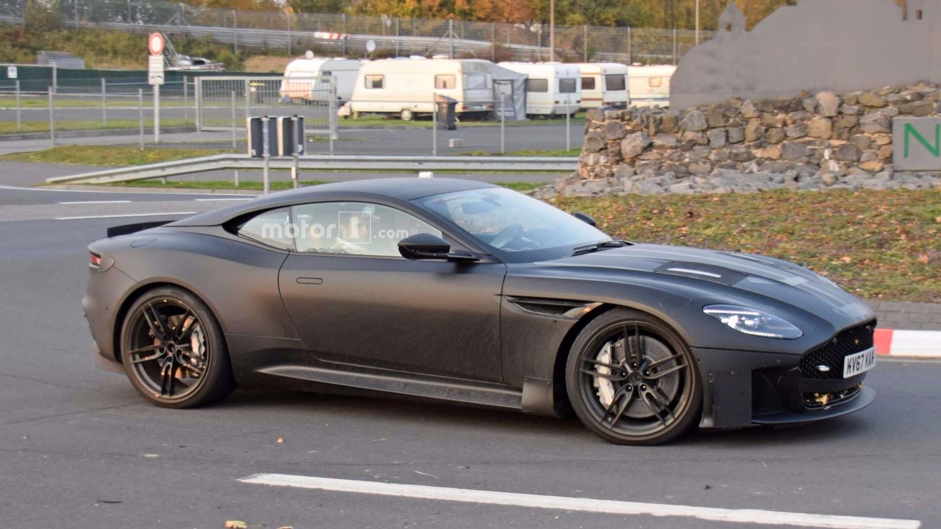 """Aston Martin Boss Says New Vanquish Will Be """"Bloody Good"""""""