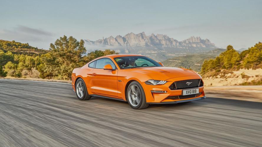 Ford Mustang (2018) - Découvrez les prix français
