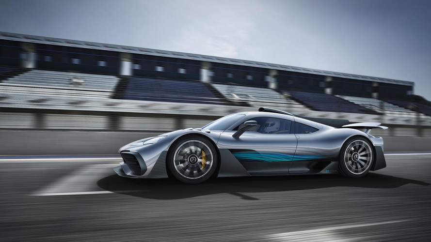 Mercedes-AMG Project One Secretly Shown In Monaco