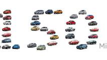 150 millió VW - grafika