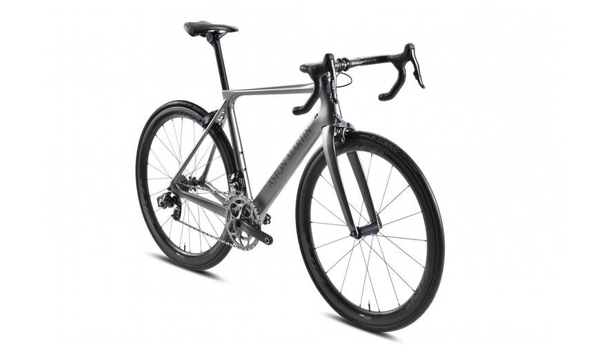Aston Martin Lightweight Bicycle Limited To Just 107 Copies