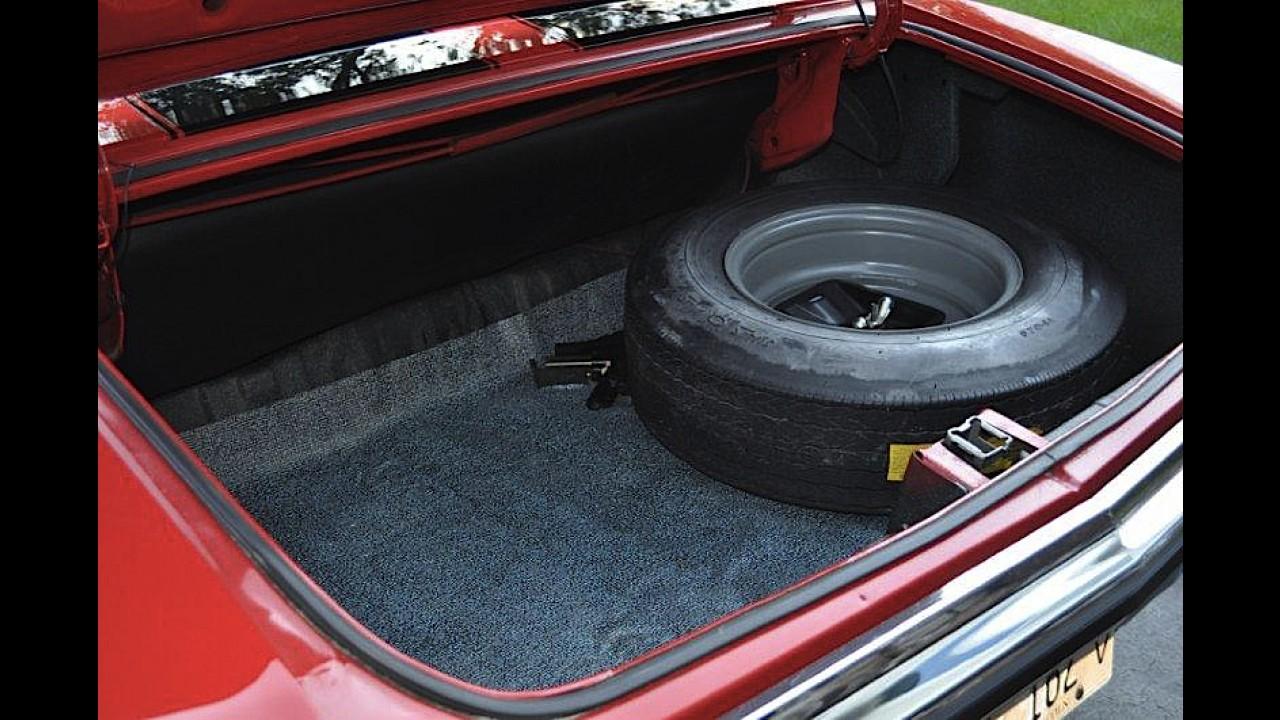 Chevrolet Chevelle 454 LS5 Convertible