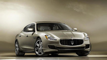 Maserati Quattroporte Limited Edition by Ermenegildo Zegna announced