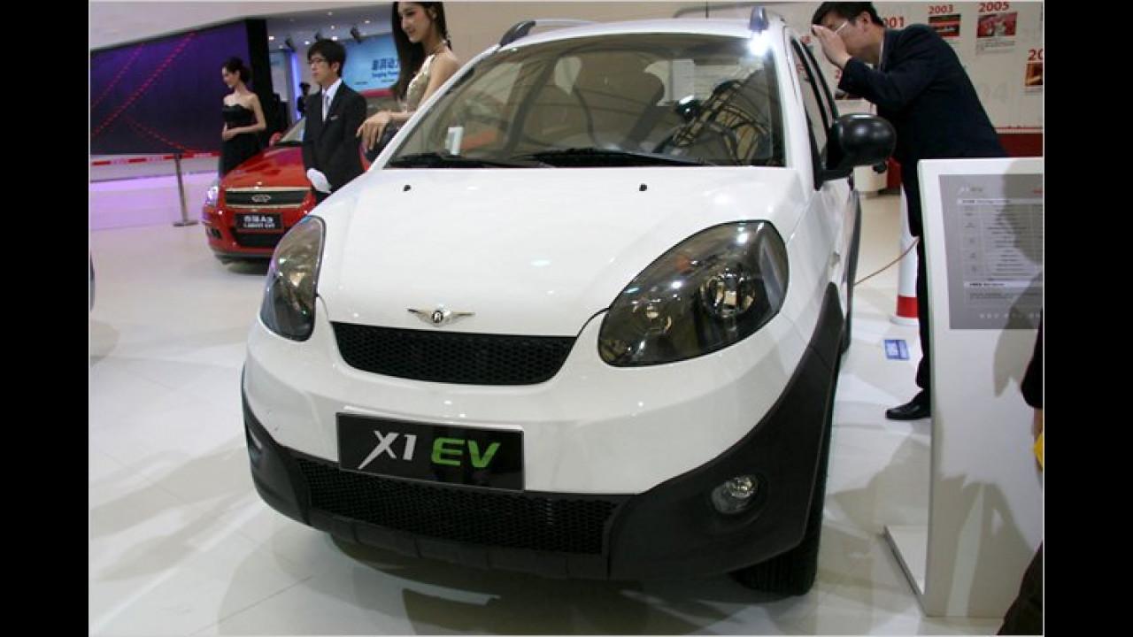 Riich X1 EV