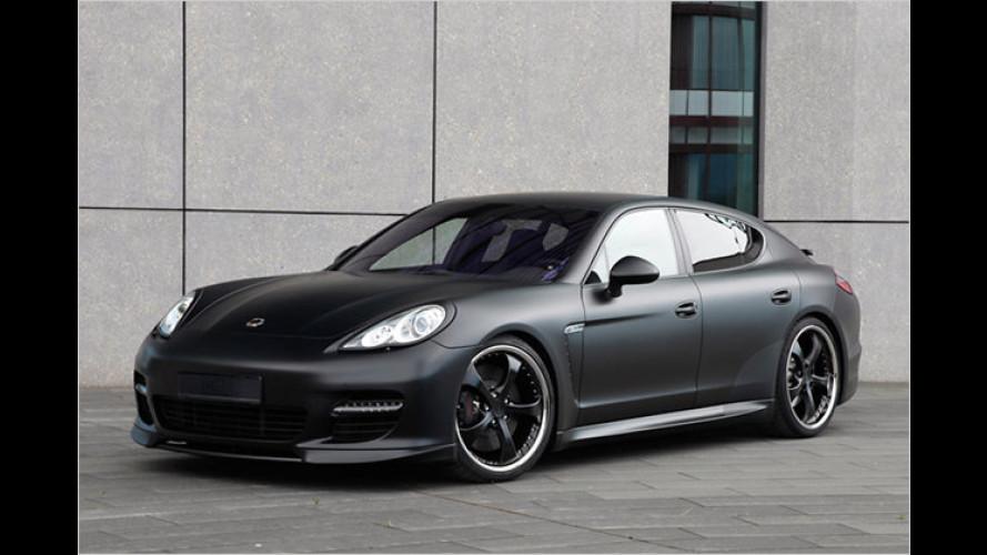 TechArt Panamera: Black Edition vom großen Porsche