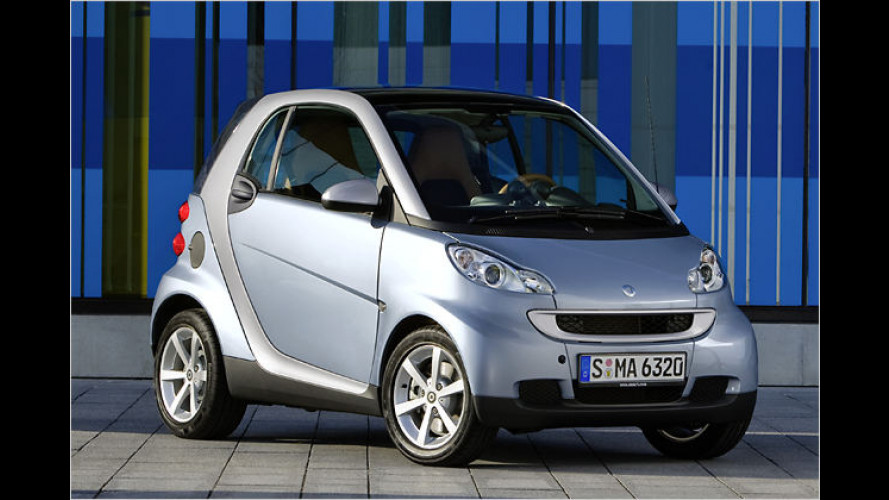 Neues Sondermodell: Der Smart Fortwo ,edition limited two