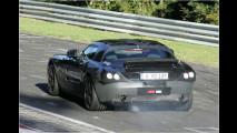 Erwischt: Mercedes SLC