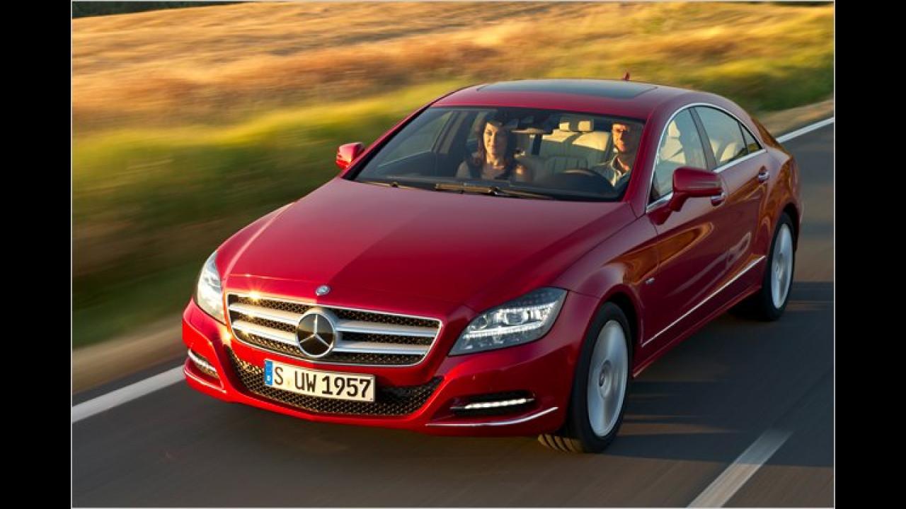 Mercedes CLS 250 CDI BlueEfficiency