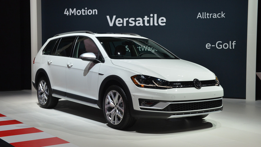 2018 Volkswagen Golf Full-Line