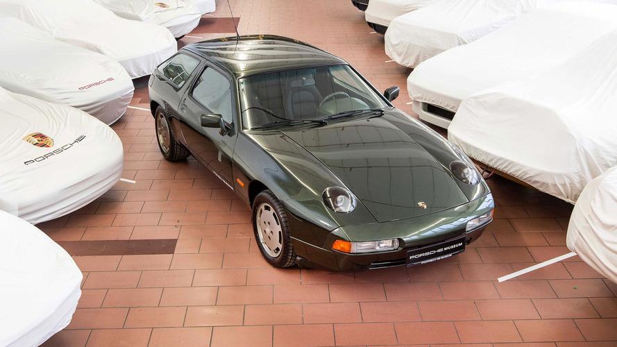 Porsche'nin 928 shooting brake konseptine merhaba deyin