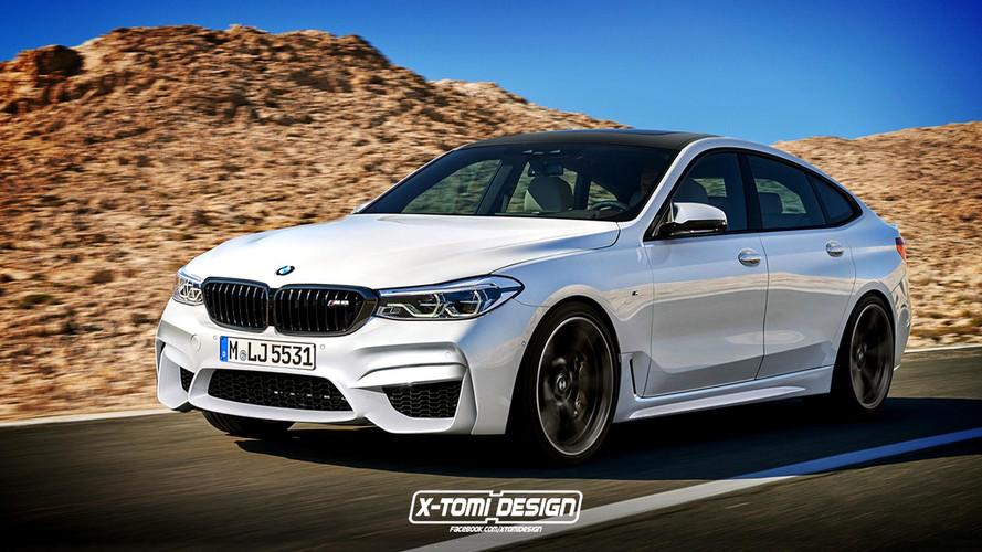 BMW 6 Serisi GT'nin M versiyonu nasıl dururdu?