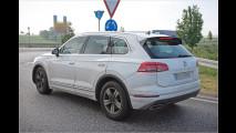 Erlkönig: VW Touareg III (2018)