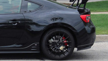 Subaru BRZ STI Casus Fotoğrafları