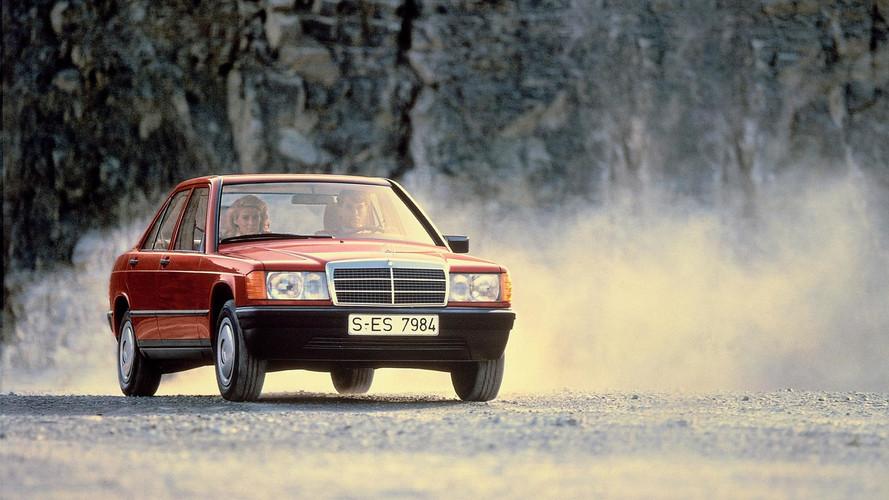 Classic Ads: Mercedes-Benz 190