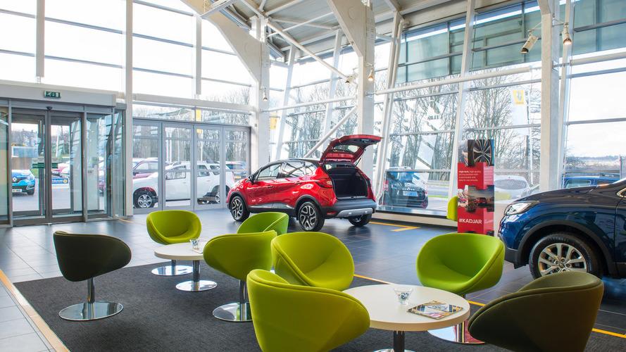 Las ventas de coches nuevos suben en marzo un 12,6%