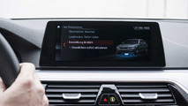 BMW 530e iPerformance – wireless charging