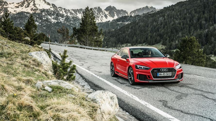 Essai Audi RS 5 (2017) - D'une efficacité redoutable !