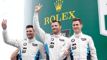 #24 BMW Team RLL BMW M6 GTLM- John Edwards, Martin Tomczyk, Nicky Catsburg, Kuno Wittmer