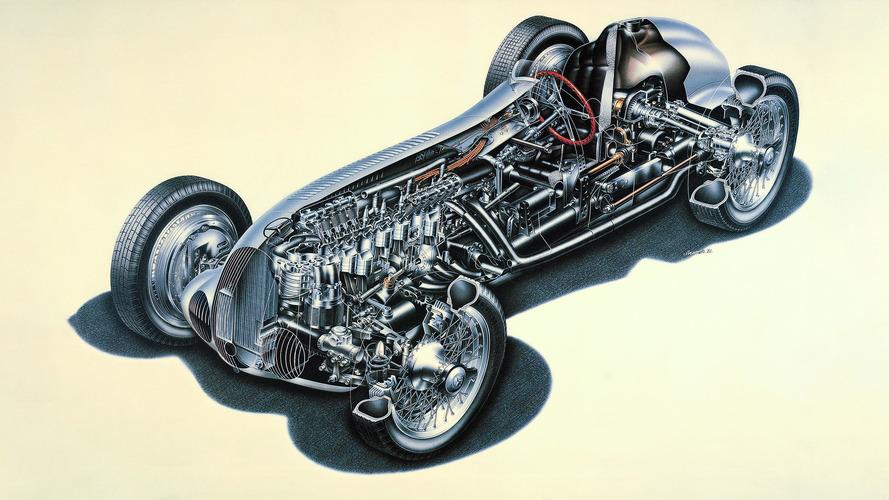 Mercedes W125 de 1937