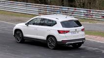 2018 SEAT Ateca Cupra Casus Fotoğraflar