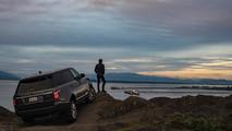 Land Rover Range Rover ile en iyi manzaralar