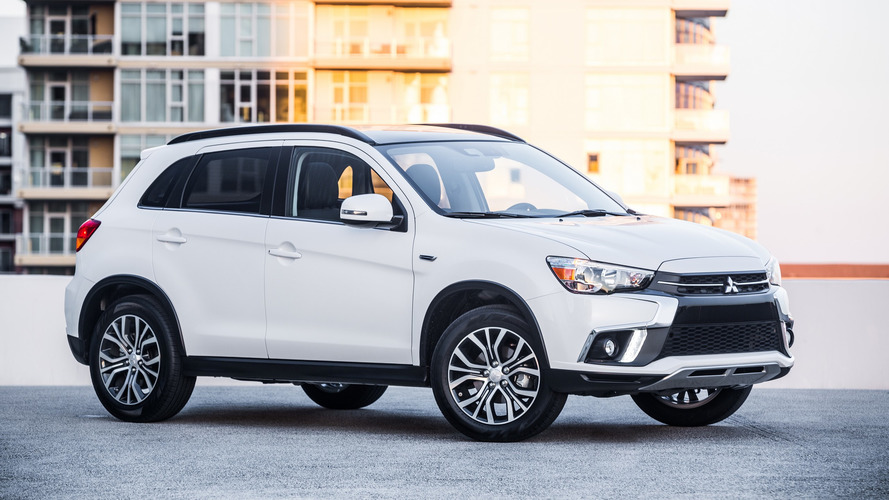 2018 Mitsubishi Outlander Sport Freshened Up For New York