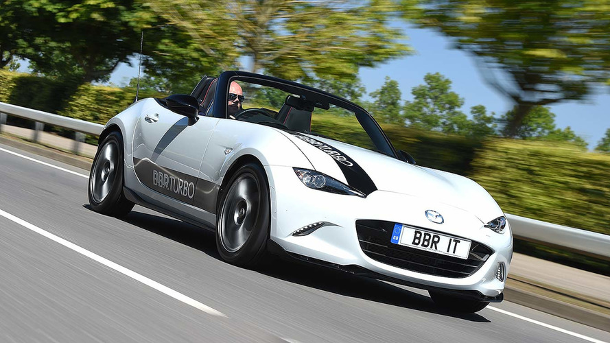 Tuner Squeezes 248 HP From Mazda MX-5 Miata
