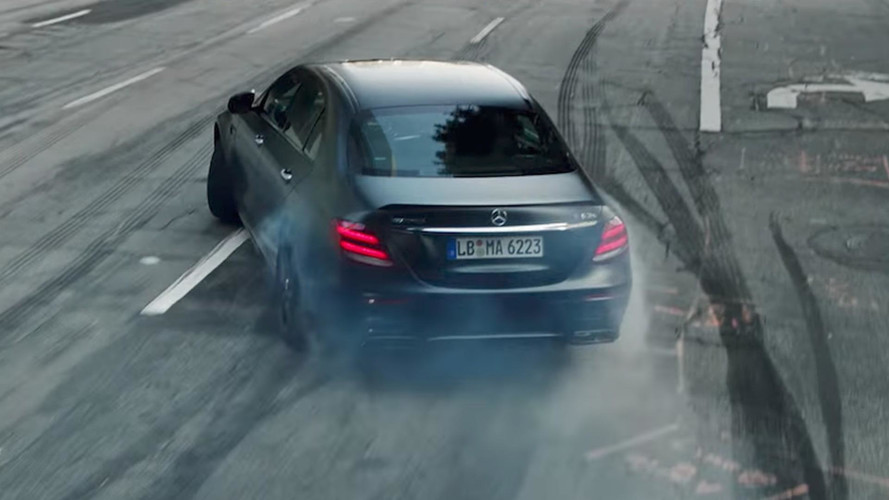 Mercedes-AMG E63 S Ad Campaign Targets Managers And Entrepreneurs